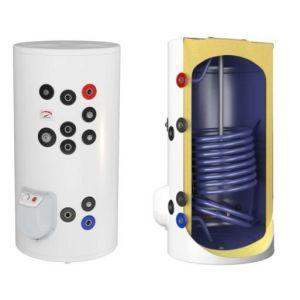 Boilere termoelectrice emailate cu o serpentina Eldom Green Line - 200 litri