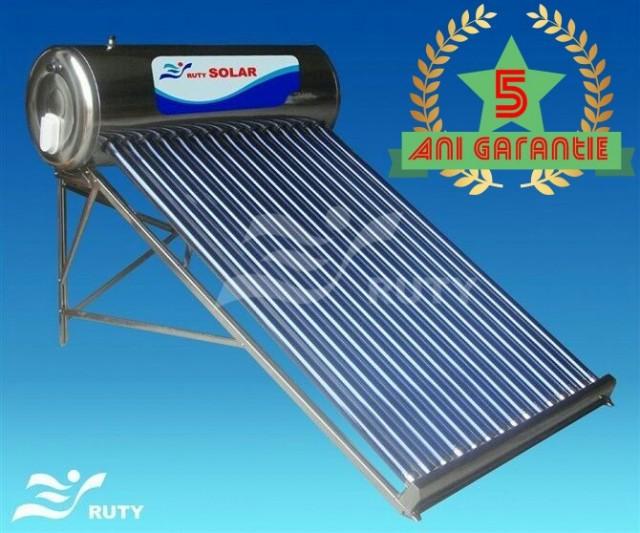 Panou solar nepresurizat cu boiler INOX