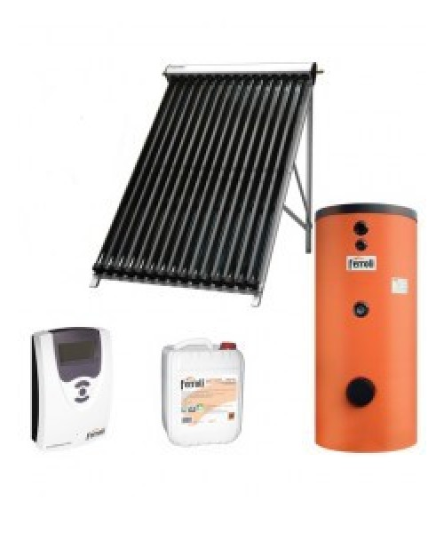 PACHET SOLAR FERROLI ECOTUBE NEW 20x2 - 300