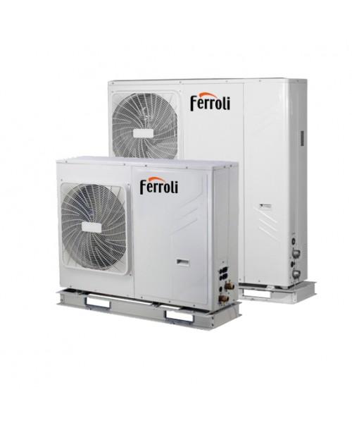 Pompa de caldura aer-apa reversibila Ferroli RVL-I PLUS