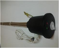 Rezistenta electrica trifazata 12 KW cu termostat