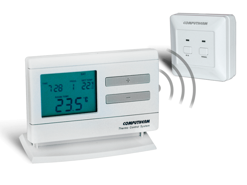 Termostat de ambient  wireless cu programare COMPUTHERM Q7 RF