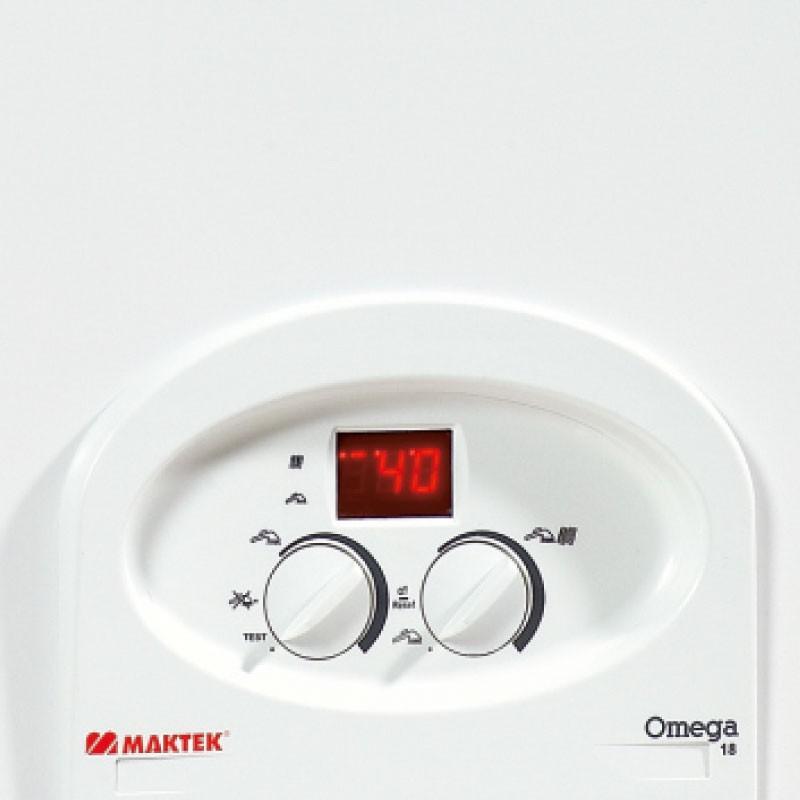 Centrala termica electrica OMEGA - panou de control