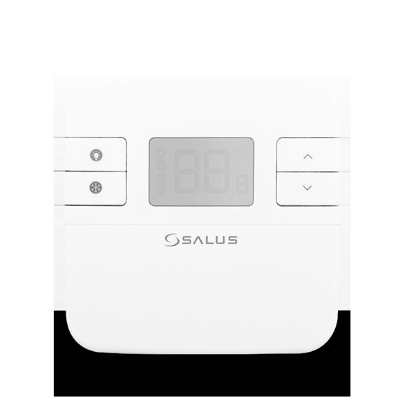 Termostat neprogramabil cu radiofrecventa Salus RT310RF