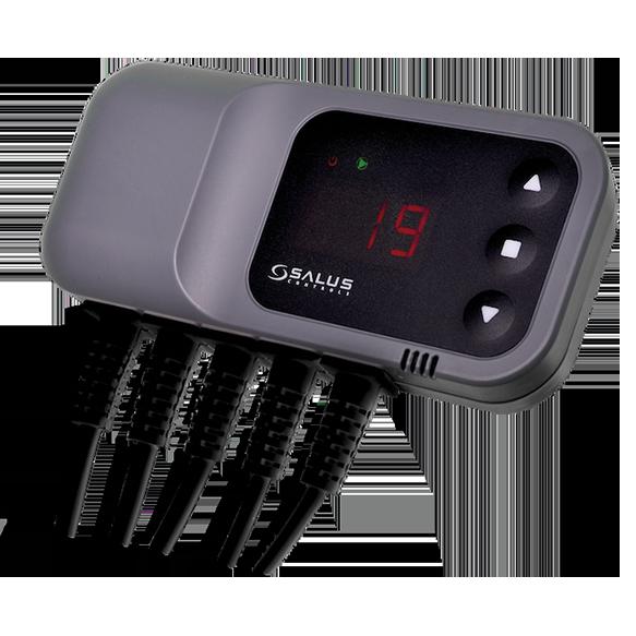 Controler electronic pentru 2 pompe acm si incalzire Salus PC12HW