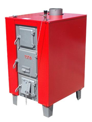 Centrala termica pe combustibil solid UNILINE S-48 kW