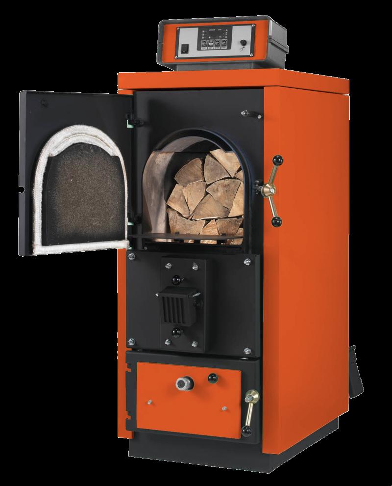 Centrala termica pe lemn cu gazeificare Calor