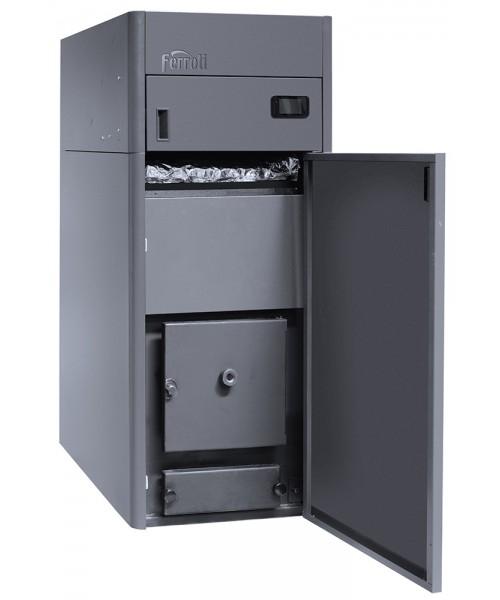 Centrala termica pe peleti cu autocurățare Ferroli BioPellet Tech SC 23