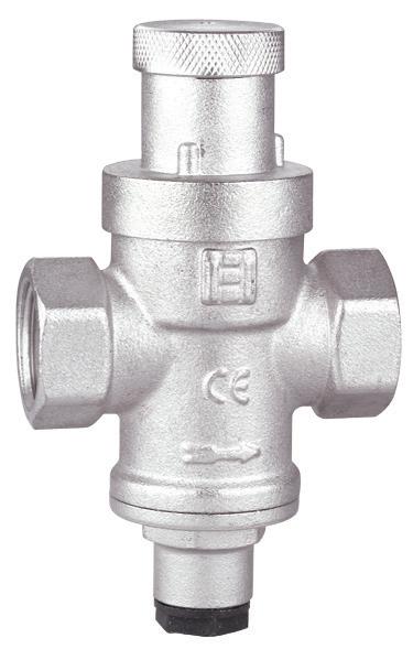 Reductor de presiune apa RB-NRP12 Ø 1/2