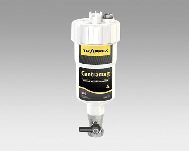 Filtru dual pentru impuritati magnetice si nemagnetice CENTRAMAG 1 DN 22 mm