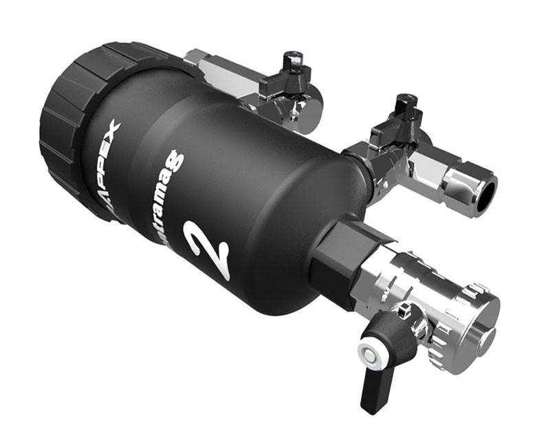 Filtru dual pentru impuritati magnetice si nemagnetice CENTRAMAG 2 DN 22 mm