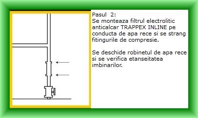Intructiuni de montaj pasul 2