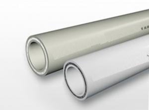 TEAVA PPR ALB COMPOSIT PT INCALZIRE/SANITARE L=4M, PN 20 bar D.20x2,8mm