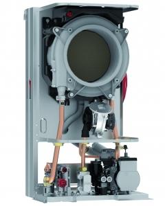 Centrala termica pe gaz in condensatie Ferroli BLUEHELIX PRIMA 24C - vedere interioara