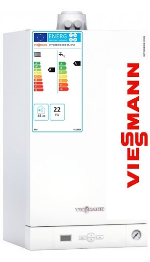 Centrala Viessmann Vitodens 050 W