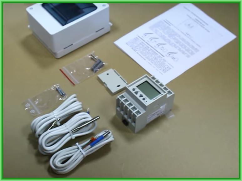 Controler universal cu microprocesor si 3 senzori EUROSTER 813 - furnitura