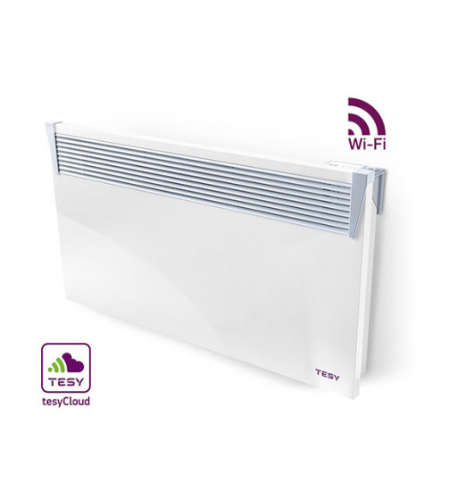 Convector electric cu termostat electronic si WIFI Tesy CN03 EIS CLOUD