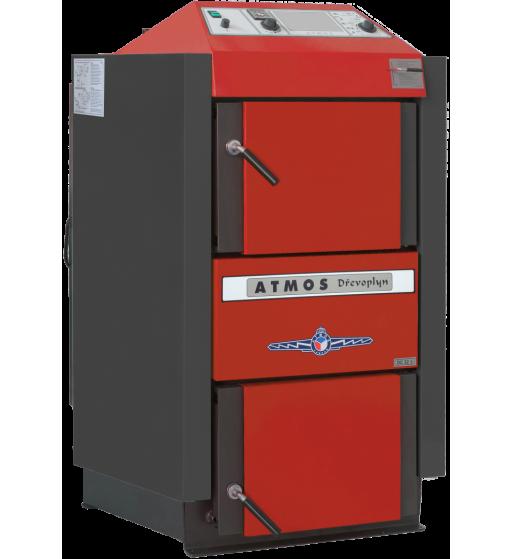 Centrala termica pe lemn cu gazeificare ATMOS DC25S 25 kW