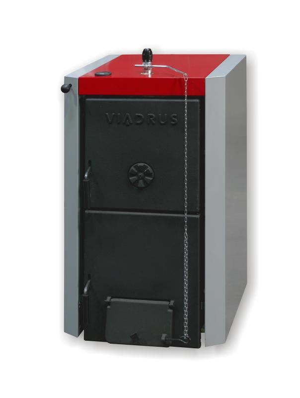 Centrala termica pe lemn din elementi de fonta VIADRUS U22D 25 kW