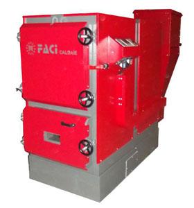 Centrala termica mixta pe peleti si biomasa FACI SUPER 3C