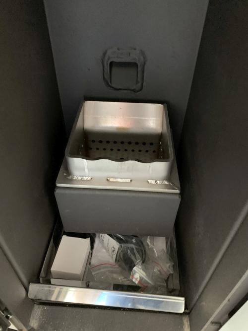 Centrala termica pe peleti ROSSI CAMINO COMPACT 25 kW - vedere interioara