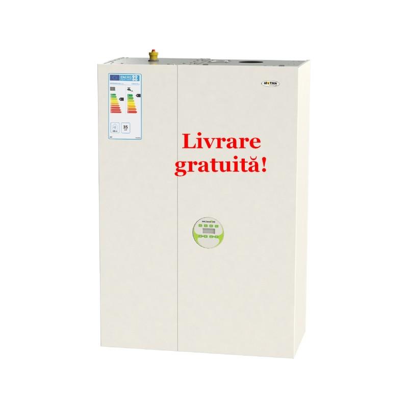 Centrala termica Motan MKDens 35 BA Plus cu boiler inox 40 litri