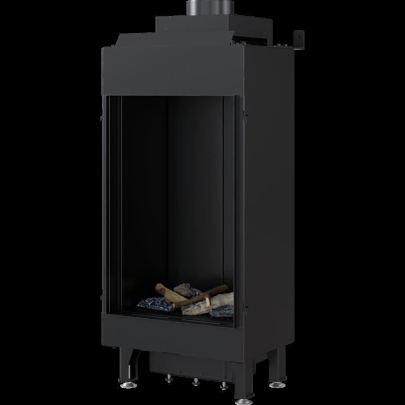 Semineu pe gaz metan tip insert L45/68 6.5 kW