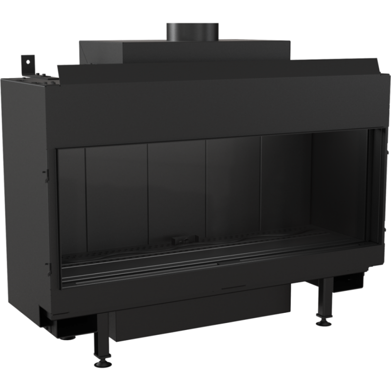 Semineu pe gaz metan tip insert L100 10 kW