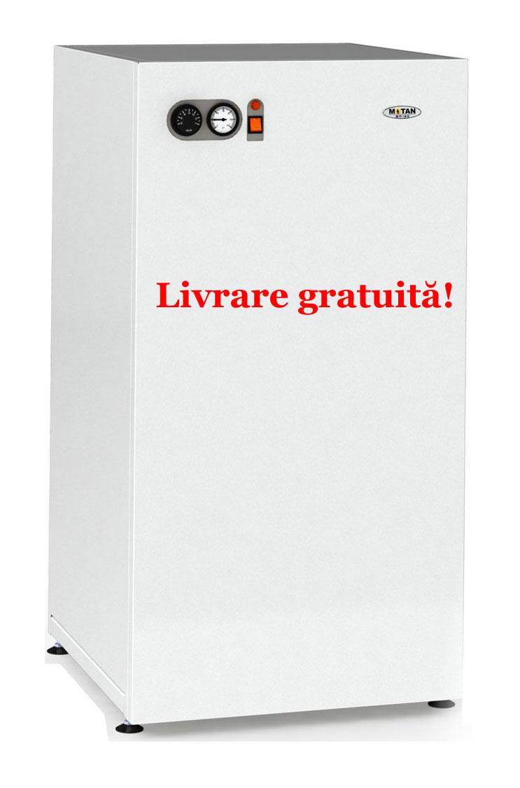 Boiler de apa calda cu acumulare din otel inoxidabil Motan tip BA120L-V1