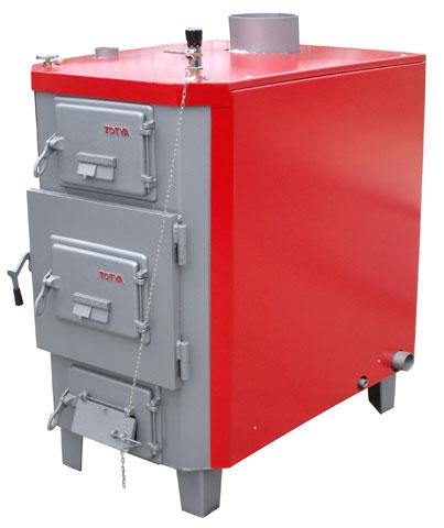 Centrala termica pentru busteni de lemn UNILINE TITAN T-4 78 kW