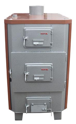 Centrala termica pentru busteni de lemn UNILINE TITAN T-6 98 kW