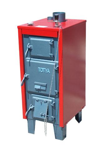 Centrala termica pe combustibil solid biomasa UNILINE VR-33 B 33 kW