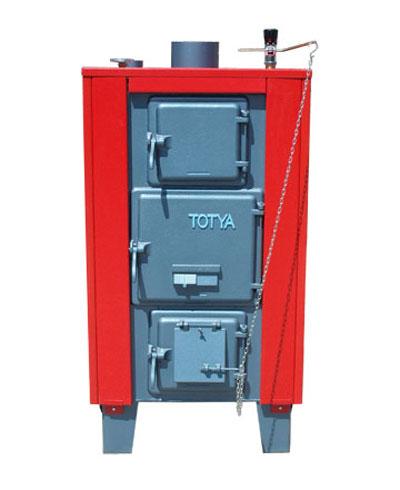 Centrala termica pe combustibil solid biomasa UNILINE VR-28 B 28 kW