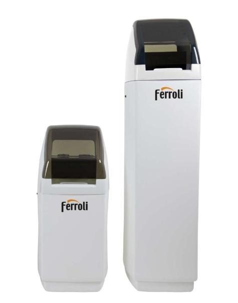 Statii de dedurizare a apei tip cabinet Ferroli SWEET WATER