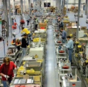 Fabrica Viessmann din Allendorf Germania