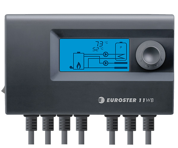 Controler electronic Euroster 11WB