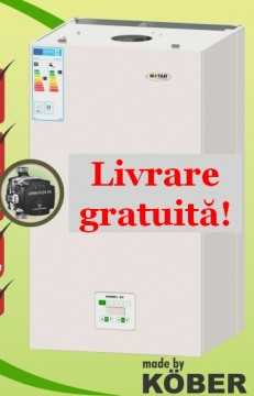 poza Centrala termica in condensatie Motan Green 24 kW - Transport gratuit