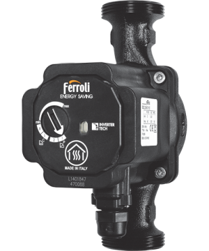 poza pompa Ferroli Energy Saving ES2 15-60-130 3840