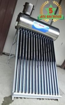 poza Panou solar nepresurizat cu boiler INOX 150 litri N150/15S