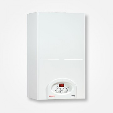 poza Centrala termica electrica OMEGA 15 kW