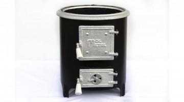 poza Focar pentru boiler de baie cu usa fonta