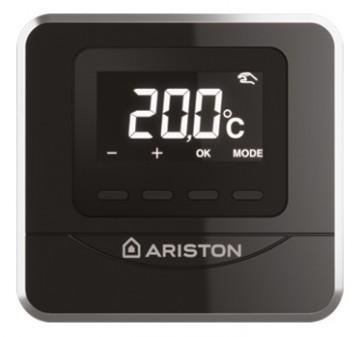 Poza CENTRALA TERMICA IN CONDENSATIE ARISTON ALTEAS ONE termostat de ambient CUBE