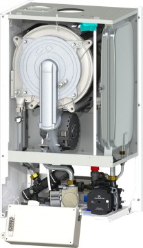 Poza Centrala termica Motan MKDENS 25-P - vedere interioara (fara capac)