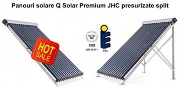 poza Panou solar cu 15 de tuburi vidate Q Solar Premium