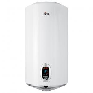 poza Boiler electric Ferroli TDG PLUS 50 L cu telecomanda