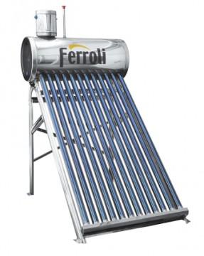 poza Panou solar Ecosole cu 15 tuburi vidate si boiler nepresurizat 150 L