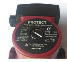 poza POMPE DE RECIRCULARE clasice PROTECT – POLONIA Protect 25/80 – 180 Clasic