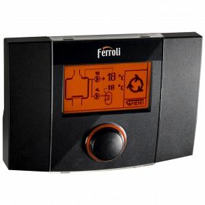 poza Regulator digital Ferroli ecoKOM 200T pentru pompe de circulatie