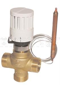 poza Robinet termostatat pentru boiler apa calda cu 3 cai DN25 mm