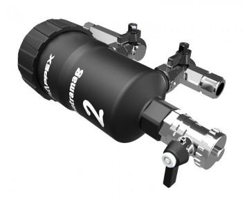 Poza Filtru dual pentru impuritati magnetice si nemagnetice CENTRAMAG 2 DN 22 mm